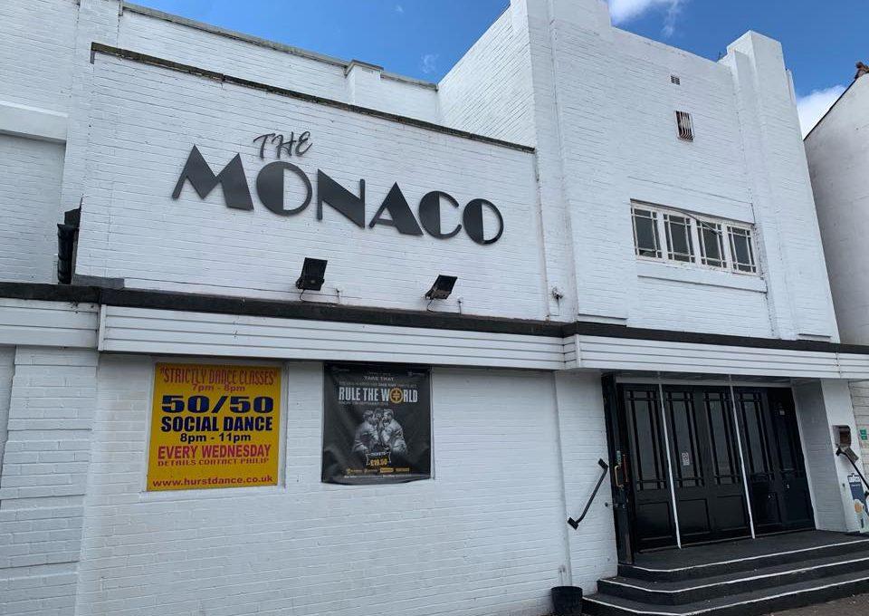 Monaco Hindley Events