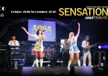 ABBA Sensation – UK ABBA Tribute 20th November 2020