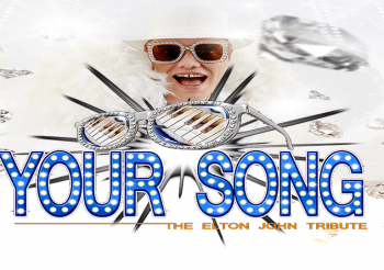 Your Song – The Elton John Tribute with LIVE Band 26th February 2021