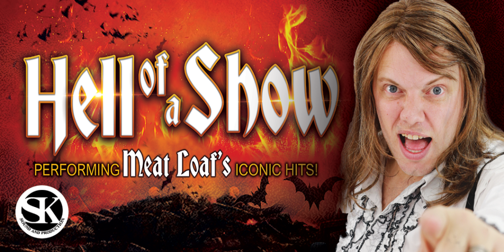 Hell Of A Show – Meat Loaf Tribute Night