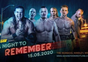 Grand Pro Wrestling: A Night to Remember 2020