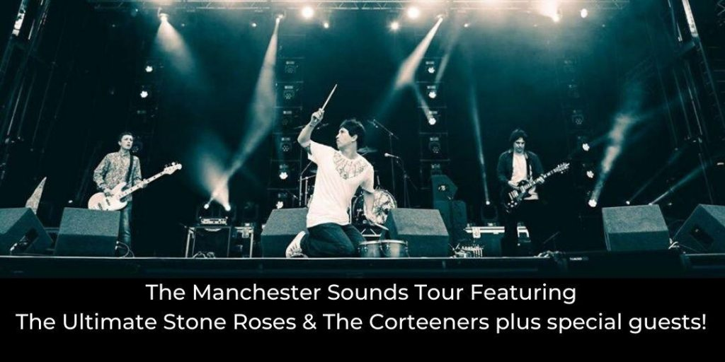 The Manchester Sounds Tour – A Celebration of Manchester Music