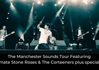 The Manchester Sounds Tour – A Celebration of Manchester Music – 26th June 2020