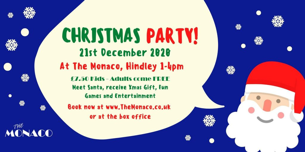 Kids Christmas Party 2020