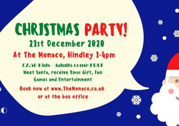 Kids Christmas Party 21st December 2020