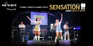 Abba tribute night 12th november 2021