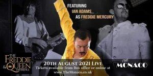 Freddie Mercury and Queen Tribute at The Monaco