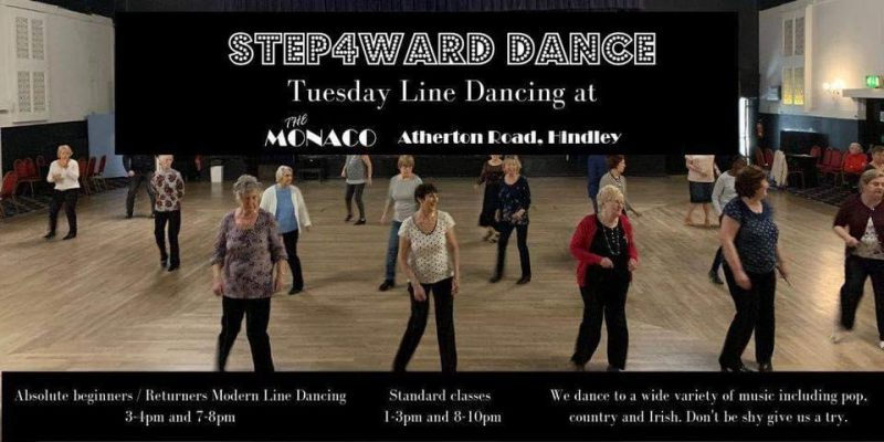 Step4ward Line Dancing