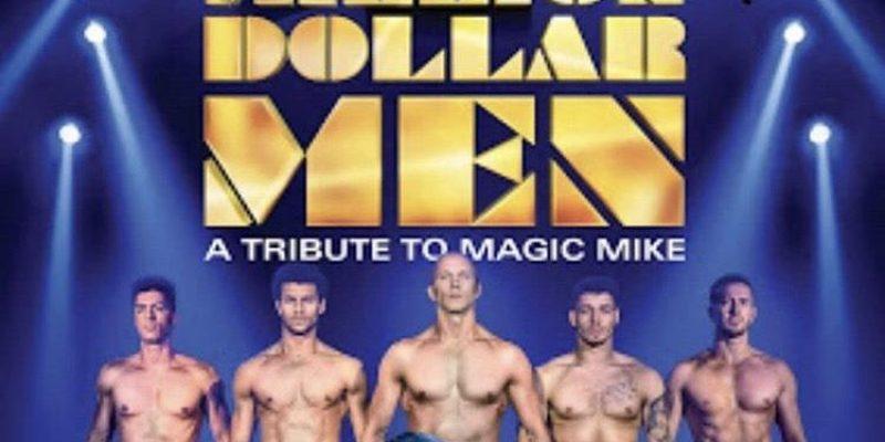 Million Dollar Men - Magic Mike Tribute Show