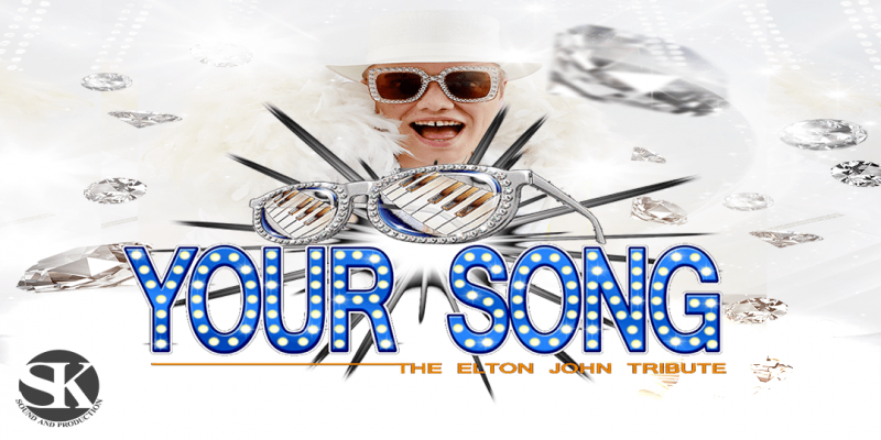Your Song - The Elton John Tribute with LIVE Band