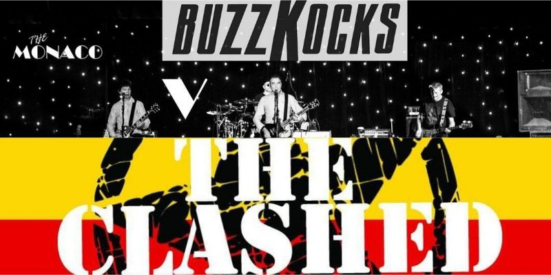 The BuzzKocks V The Clashed - Punk Tribute Band Double Header